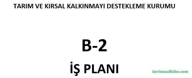 TKDK iş planı